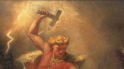 How a Thor-Worshipping Religion Turned Racist