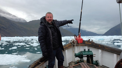 Shane Smith on the Need to Protect the Earth from Environmental Catastrophe