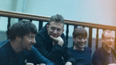 The Strange Pseudo-Comeback of a Middle-Aged Blur and Their 'Magic Whip'