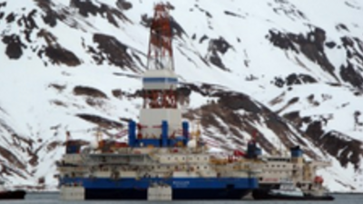 Shell's Arctic Drilling Is Far More Risky Than the Company Is Telling Shareholders, Say Conservationists