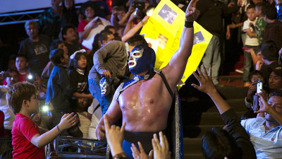 Blue Demon Jr - Episodio 1