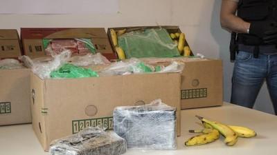 Ermittler stellen 386 Kilo Kokain in 13 Berliner Aldi-Filialen sicher