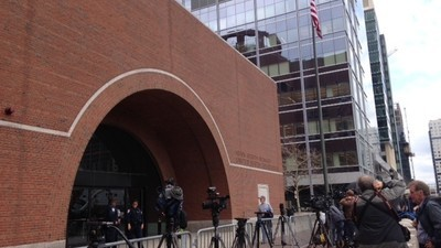 The Boston Bomber Might Have Cried in Court on Monday