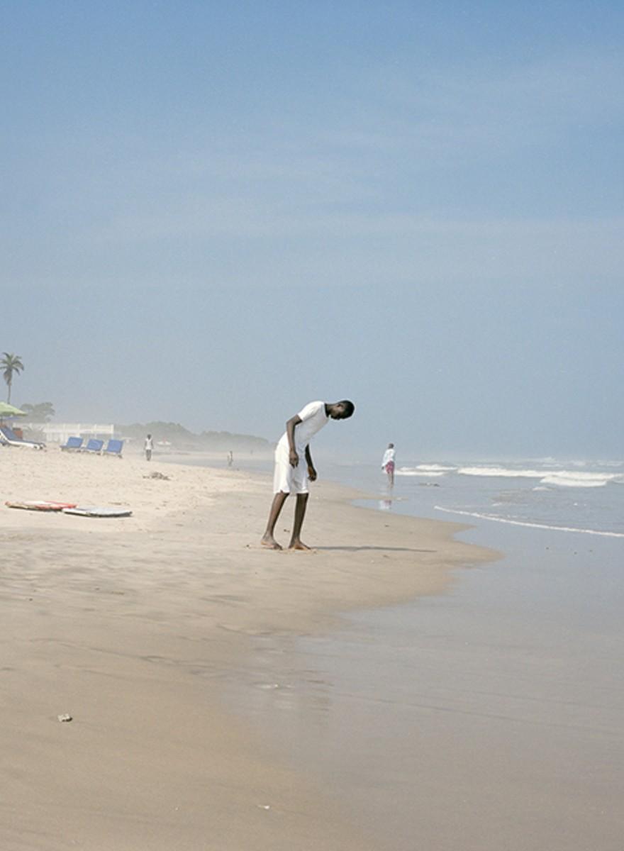 Natascha Libbert fotografeert plekken in Afrika waar ze als kind al rondliep
