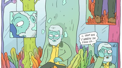 « Les Plantes Froides » – Chapitre 3-3