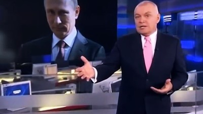Mașina de propagandă a lui Putin – partea 2