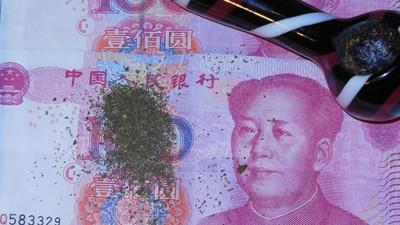 In Peking zu kiffen, ist teuer, gefährlich und kompliziert