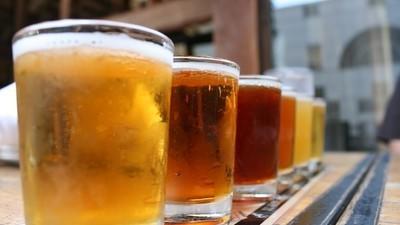 Hago mi propia birra en casa