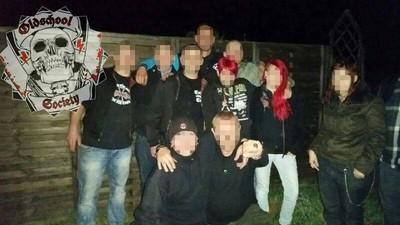 """Ist die """"Old School Society"""" die dümmste Terrorgruppe Deutschlands?"""