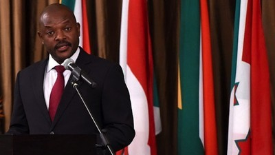 The Presidential Controversy Threatening to Pull Burundi Apart
