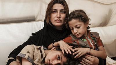 Wie gefährlich es ist, ein weiblicher Flüchtling zu sein