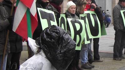 Europa condena a España por no investigar torturas a un preso vasco