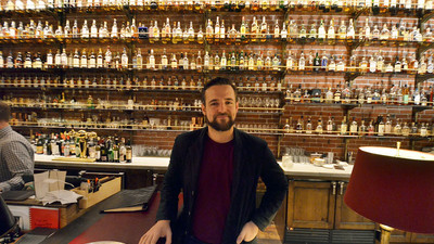 Portland's Biggest Whiskey Bar Wants You to Play with Your Food