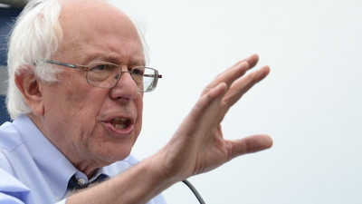 Bring on the Class War: Bernie Sanders Dreams of a Revolution in 2016