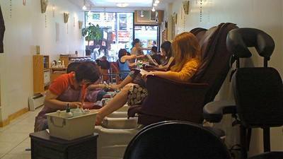 The Women Working in NYC's Nail Salons Are Treated More Terribly Than You Can Imagine