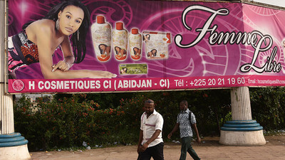 Toxic Whiteness: Ivory Coast Has Banned Skin-Whitening Creams