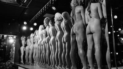 Achter de schermen bij Miss Nude Australia
