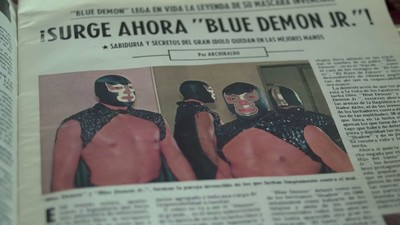 Blue Demon Jr - Episodio 2