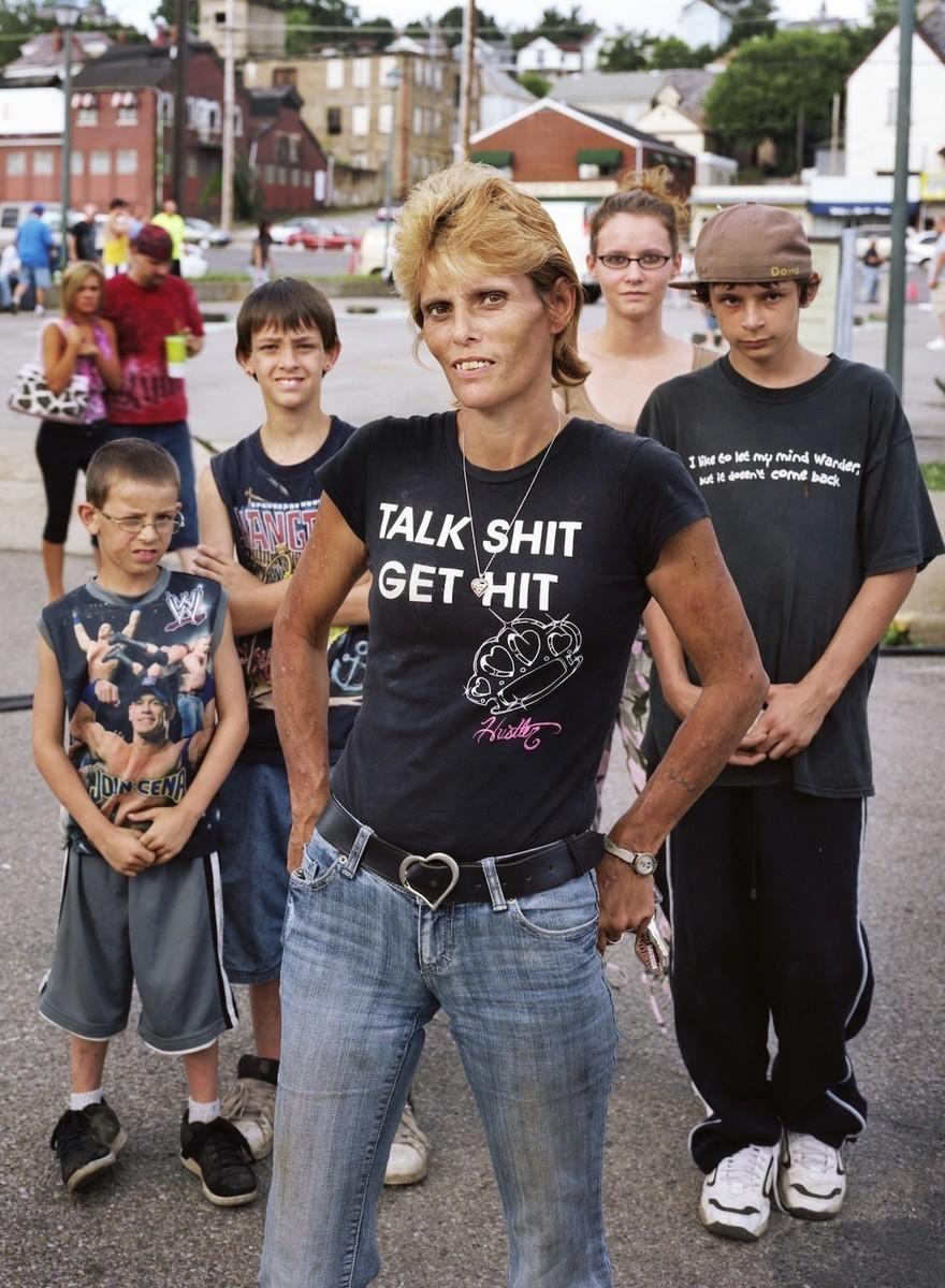 Foto's van hoe het er in Amerika dagelijks aan toegaat
