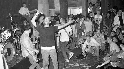 'Out of Step' and My Year in Minor Threat: An Interview with Steve Hansgen