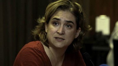 Ada Colau en la casa: según el CIS, Guanyem Barcelona ganaría las municipales de Barcelona