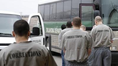 The Pains I've Endured Inside Police Vans and Prison Buses