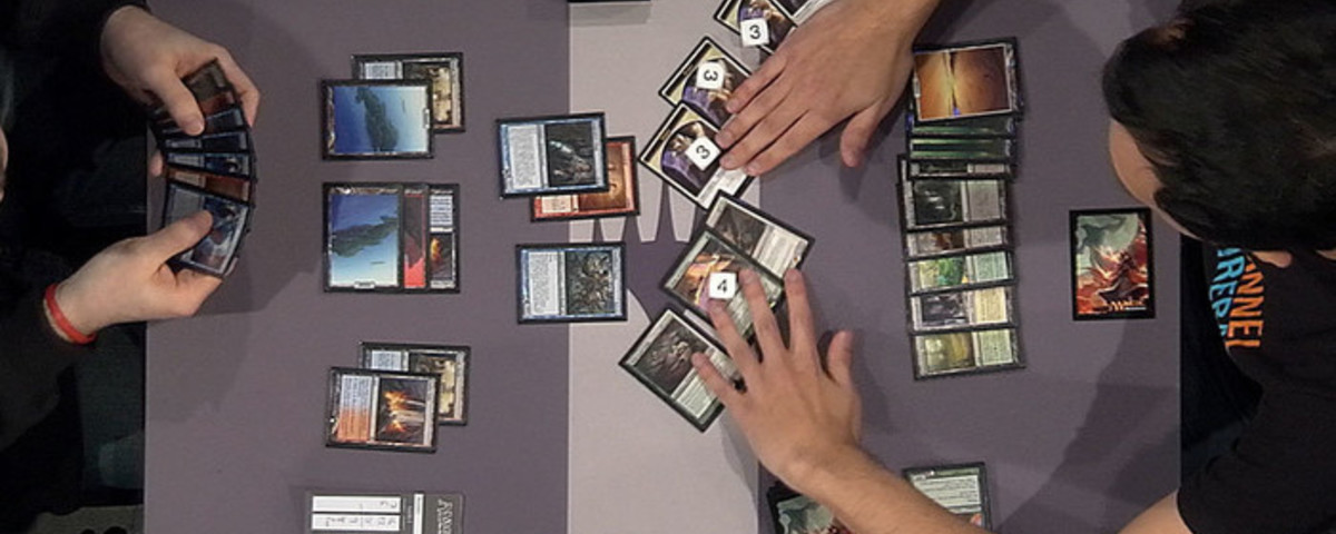 Het mythische universum van <i>Magic: The Gathering</i>