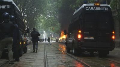 No Expo: de protesten tegen de wereldtentoonstelling in Milaan