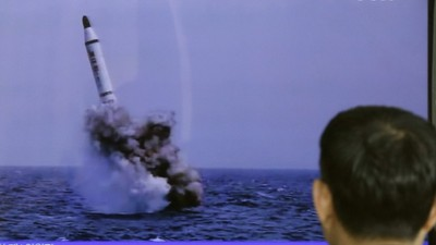 North Korea Claims to Have Launched a Ballistic Missile From a Submarine