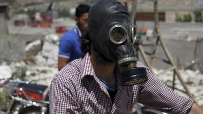 Syria Might Be Hiding Chemical Weapons From International Inspectors