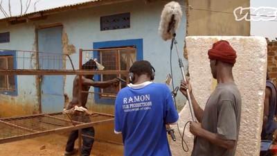 A nova vaga do cinema de acção no Uganda