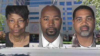Mitglieder eines bizarren Illuminaten-Clubs von Polizei-Imitatoren sind verhaftet worden
