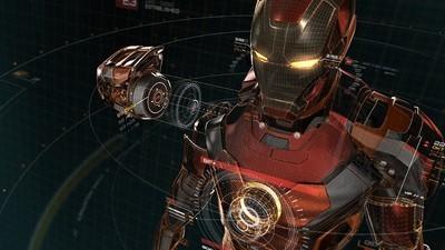 În sfârșit avem ocazia să analizăm în detaliu costumul lui Iron Man
