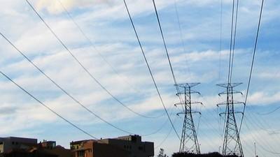 Las luchas en España contra las grandes líneas de transporte eléctrico
