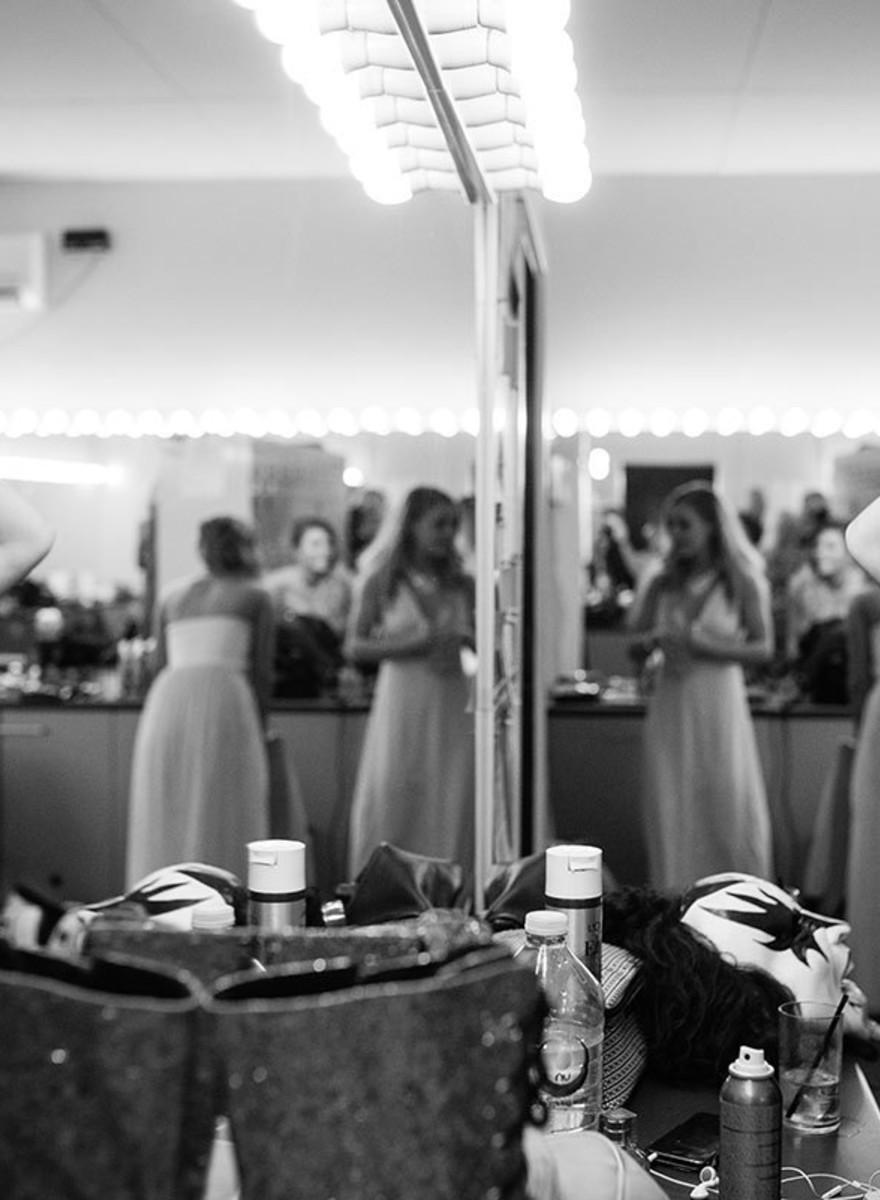 Nos Bastidores do Miss Nude Australia
