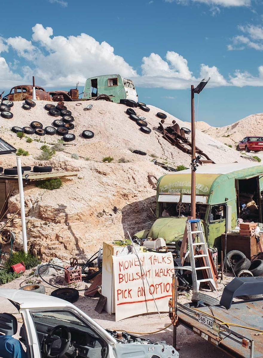Haunting, Desolate Photos of an Australian Mining Town