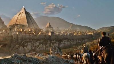 Poți să navighezi în Westeros cu varianta Game of Thrones a hărții Google