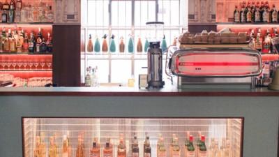 [ i-D ] Wes Anderson diseña el bar de Prada (y de paso nos hace más felices)