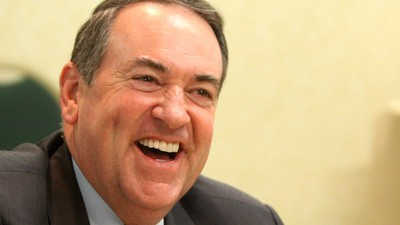 How Mike Huckabee Turned Running for President into a Business Empire