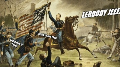 L'anniversario della morte di Leeroy Jenkins è la fine di un'era per i MMORPG