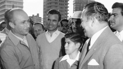 The Formula 1 Champion Kidnapped by Cuban Revolutionaries