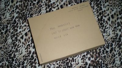 Un mallorquín le envía cartas con vídeos y sobrasada a Paul Morrissey