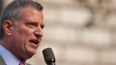 Why Does Bill de Blasio Think He Can Save the Democratic Party?