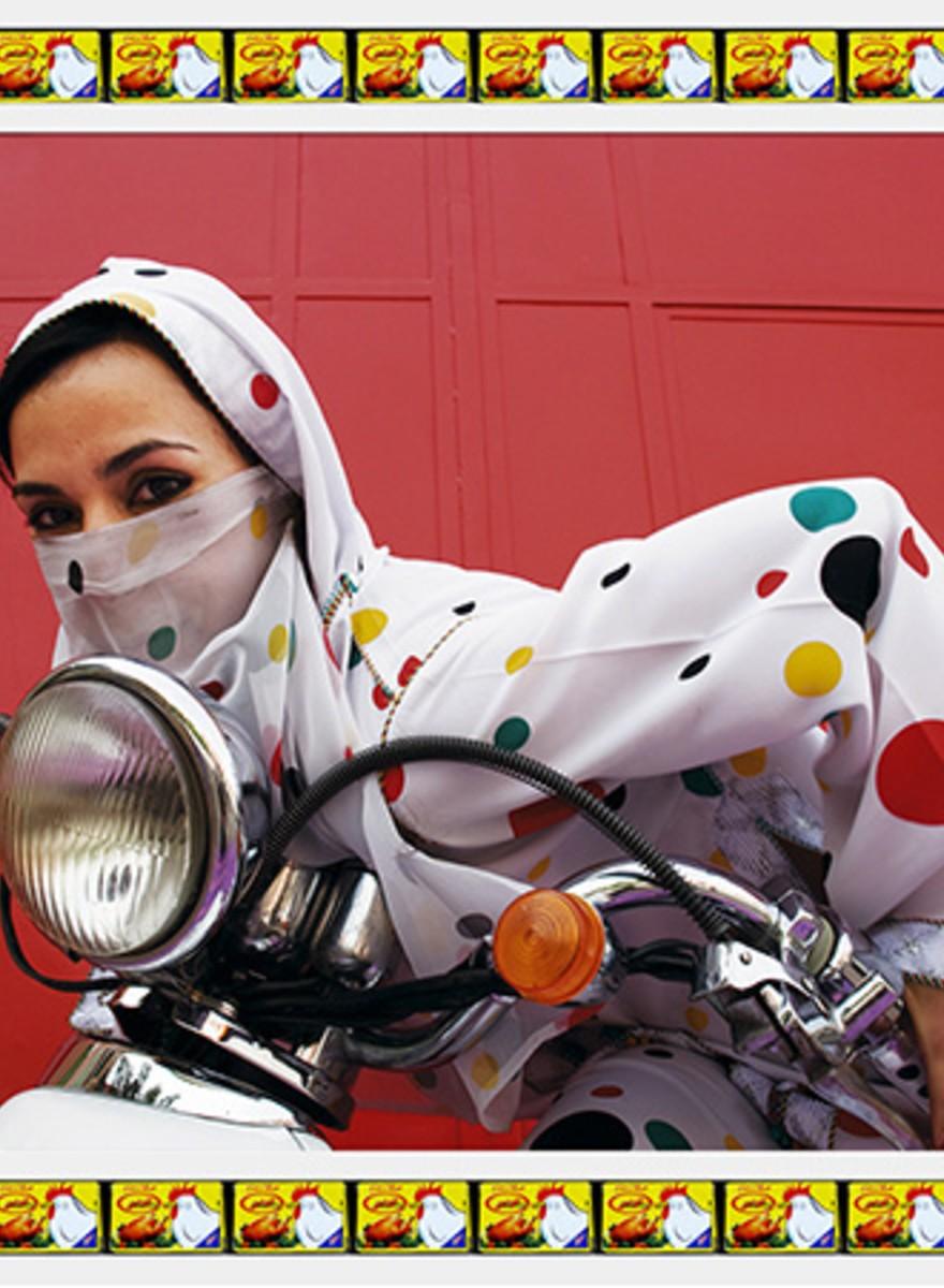 Le gang di motocicliste del Marocco