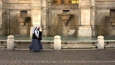 More and More Young British Women Are Becoming Nuns