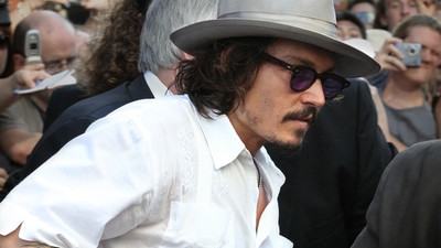 The Australian Government Wants to Kill Johnny Depp's Dogs