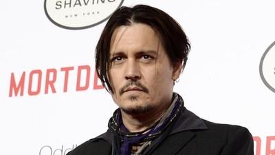 Australië wil de honden van Johnny Depp euthanaseren