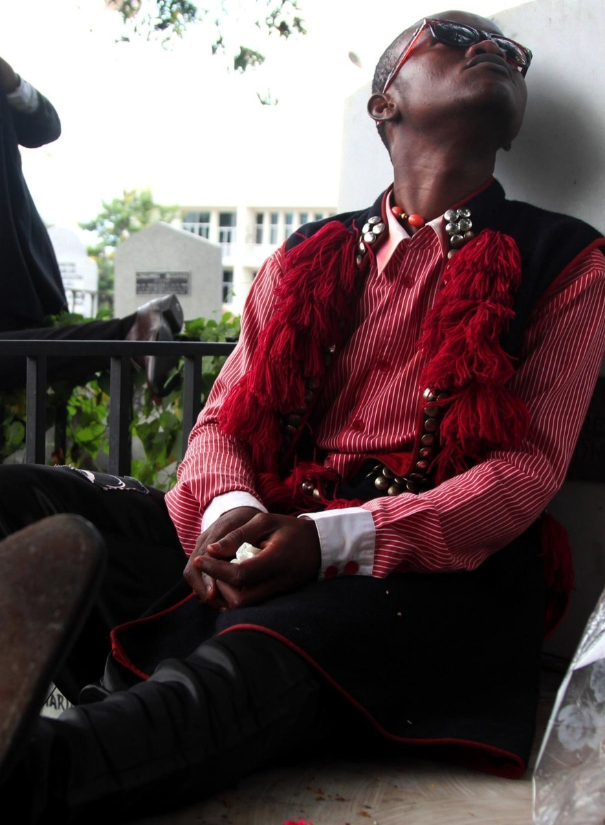 Congolezii chiar știu ce înseamnă să ai stil