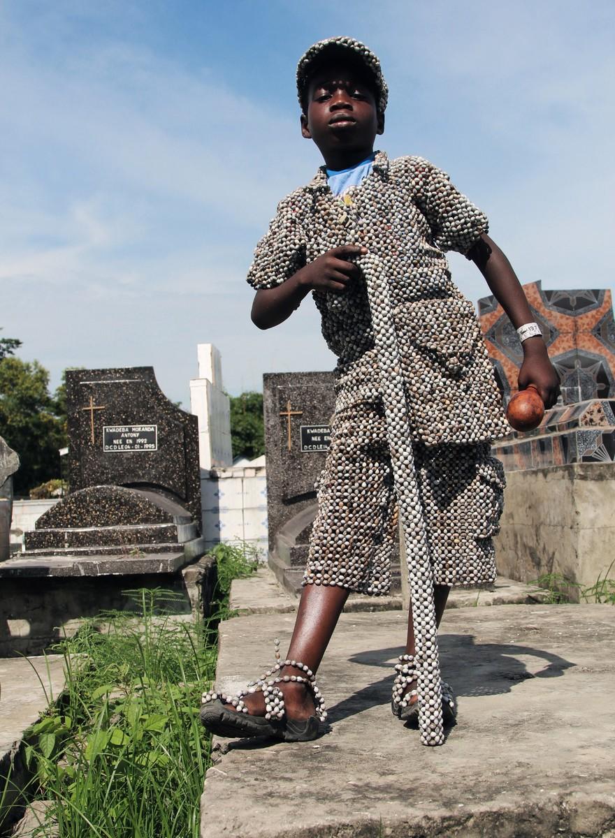 Die Eitelkeit von Kinshasas Sapeuren