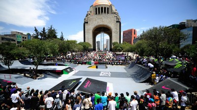 AMPA y la profesionalización del skate en México